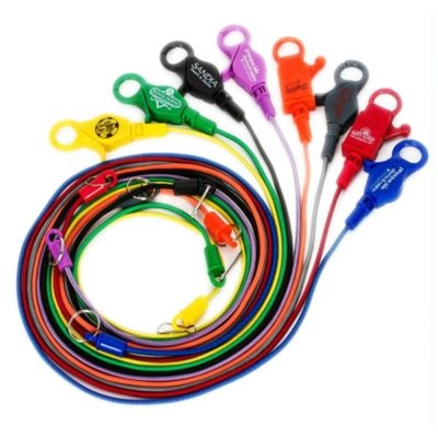 32 Lobster Claw Bungee Cord Coil