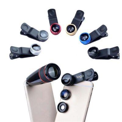 4 in 1 Cell Phone Camera Lens Kit