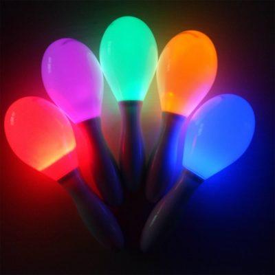 8 14 Light Up Maracas
