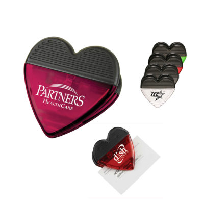 Heart Shaped Magnetic Clip