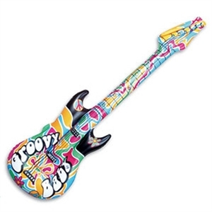 Inflatable Guitar Musical Instruments