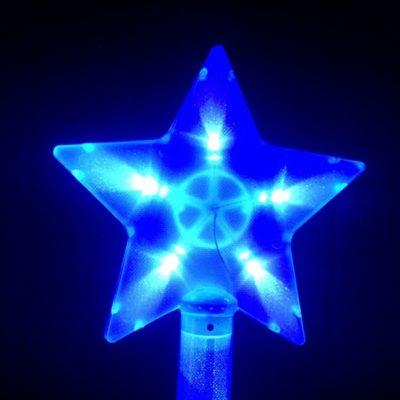 Light Up Star Shape Wands