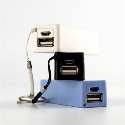 2200 mAh Portable Power Bank