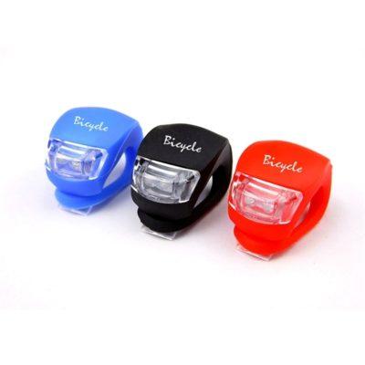 Silicone LED Bicycle Light