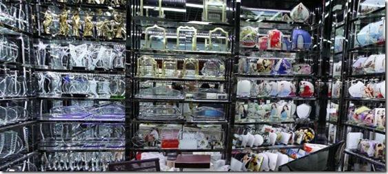promotional galss craft Market